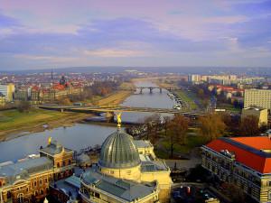 Valle de Elbe, Dresden
