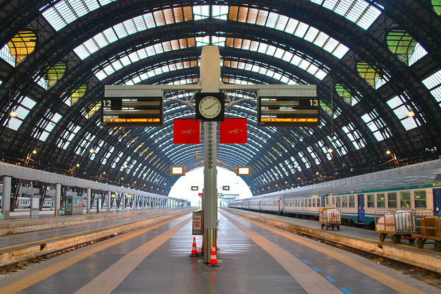 Tiempo Entre Conexiones: Como Evitar Perder un Tren