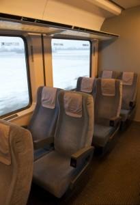 InterCity alemán, 2da Clase
