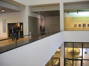 Interior del Museo Van Gogh