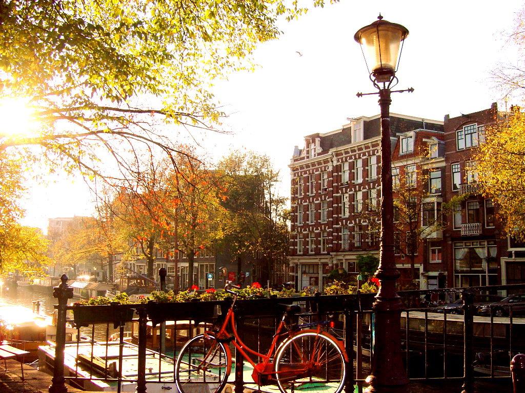 Trenes En Amsterdam