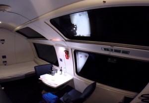 Interior compartimento CNL