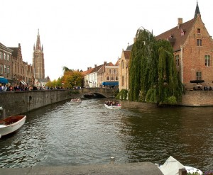Paseos en bote por los canales