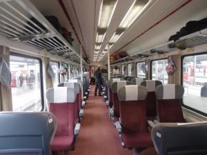 Interior de un Eurocités