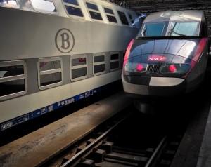TGV Bruselas-Montpellier