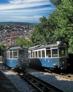 Tranvía panorámico Trieste-Opicina