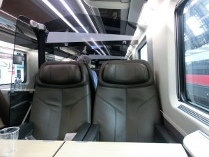 Business en Frecciarossa