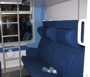 Compartimento cuchetas cerradas