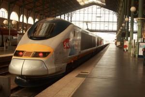 Eurostar a Francia