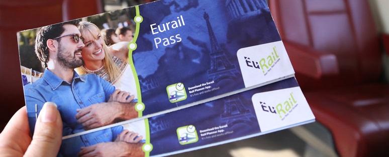 Promo Eurail Pass – Días de viaje gratis!