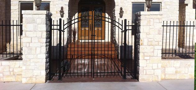 Hicks Fencing Gates and Entrances