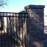 Masonry Fencing Columns