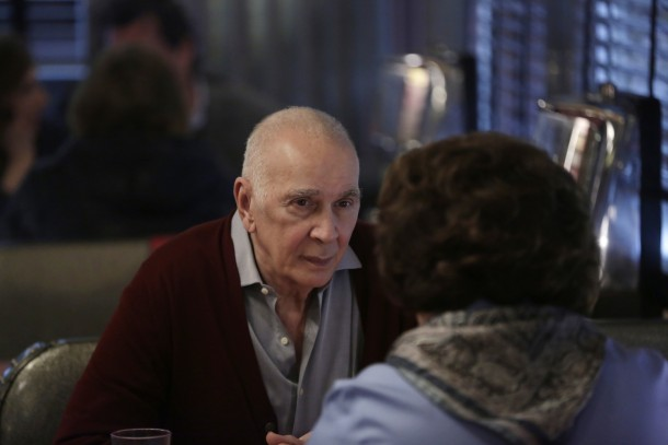 """THE AMERICANS -- """"I Am Abassin Zadran"""" Episode 312 (Airs Wednesday, April 15, 10:00 PM e/p) Pictured: Frank Langella as Gabriel. CR: Patrick Harbon/FX"""
