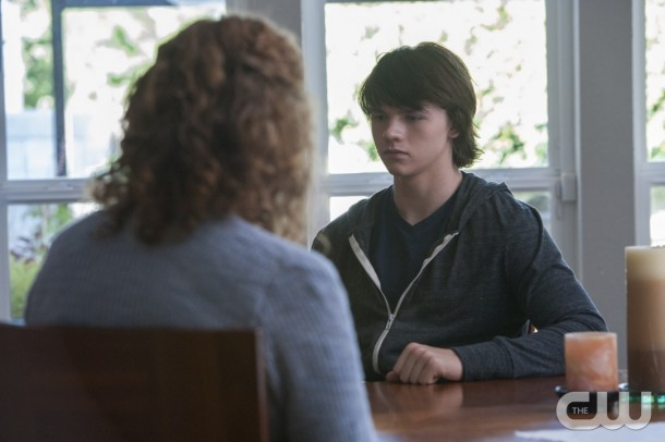 "The Messengers -- ""Guns of War"" -- Image Number: MES104A_0248 -- Pictured: Joel Courtney as Peter -- Photo: Lewis Jacobs/The CW -- © 2015 The CW Network, LLC. All rights reserved."