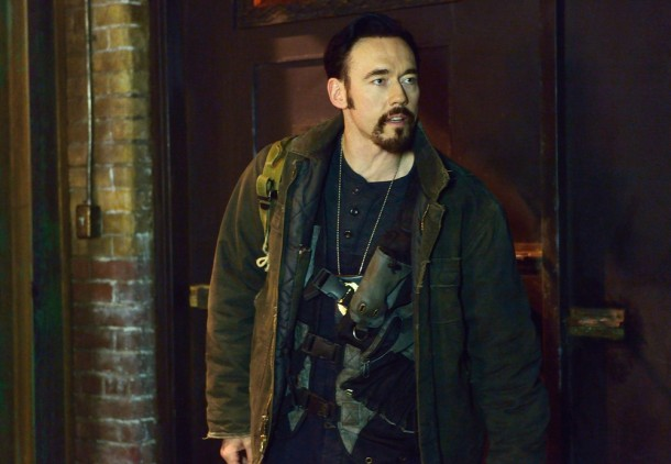 """THE STRAIN -- """"BK, NY"""" -- Episode 201 (Airs July 12, 10:00 pm e/p) Pictured: Kevin Durand as Vasily Fet. CR: Michael Gibson/FX"""