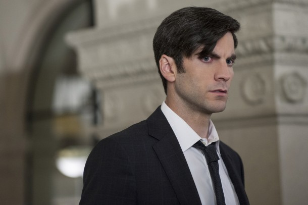 "AMERICAN HORROR STORY -- ""Chutes and Ladders"" Episode 502 (Airs Wednesday, October 14, 10:00 pm/ep) Pictured: Wes Bentley as John Lowe. CR: Suzanne Tenner/FX"