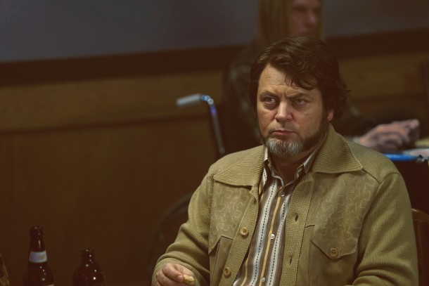 FARGO -- Pictured: Nick Offerman as Karl Weathers. CR: Chris Large/FX