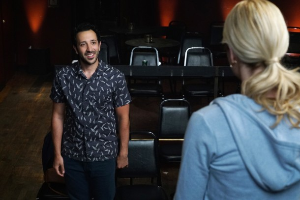 """YOU'RE THE WORST -- """"Side Bitch"""" -- Episode 206 (Airs Wednesday, October 14, 10:30 pm e/p Pictured: Desmin Borges as Edgar. CR: Byron Cohen/FX"""