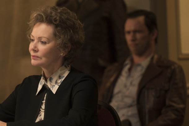 FARGO -- ÒFear and TremblingÓ -- Episode 204 (Airs November 2, 10:00 pm e/p) Pictured: Jean Smart as Floyd Gerhardt. CR: Chris Large/FX