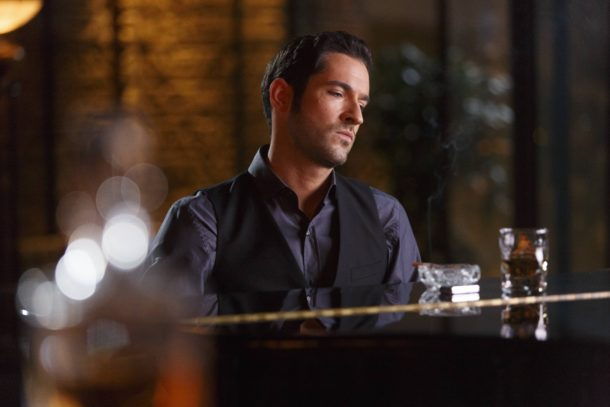 LUCIFER: Tom Elis in ÒEverythingÕs Coming Up LuciferÓ season premiere episode of LUCIFER airing Monday, Sept. 19 (9:01-10:00 PM ET/PT) on FOX ©2016 Fox Broadcasting Co. Cr: Michael Courtney/FOX.