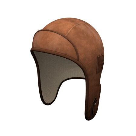 Aviator Cap 3d model