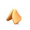 Fortune Cookie 3d model