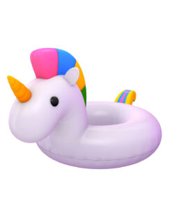 Swimming Ring Unicorn 3d model