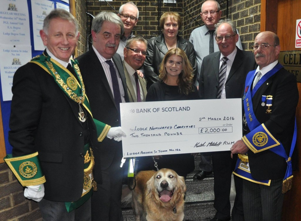 166 Charity Cheque Presentation 040316 (2)