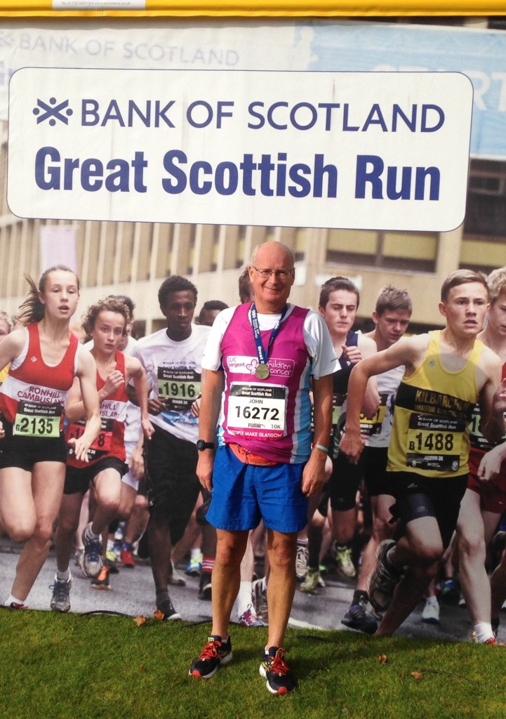John Muir Great Scottish Run Oct 2015