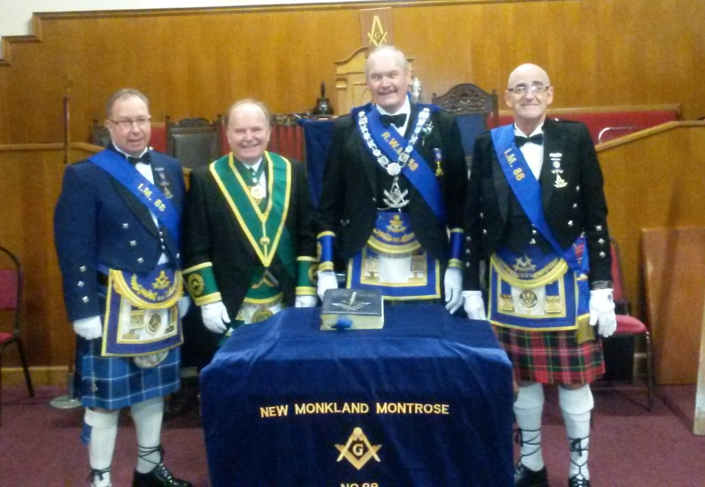 Lodge 88 Installation 281115