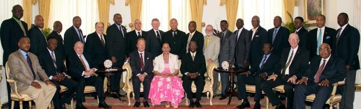 Bahamas visit 240416