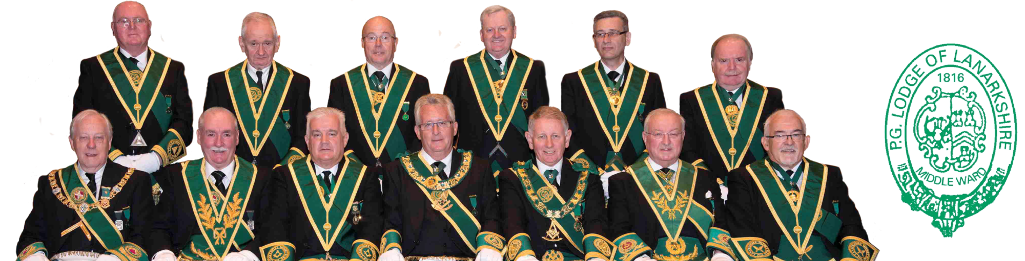 The Provincial Grand Lodge of Lanarkshire Middle Ward
