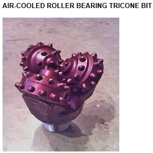 air-cooled-roller-bearing-tricone-bit