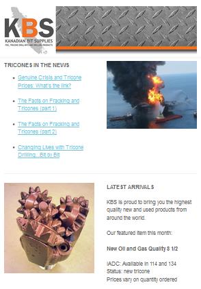 kbs newsletter