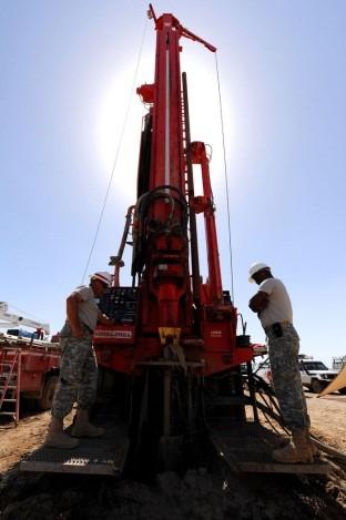 tricone-drilling