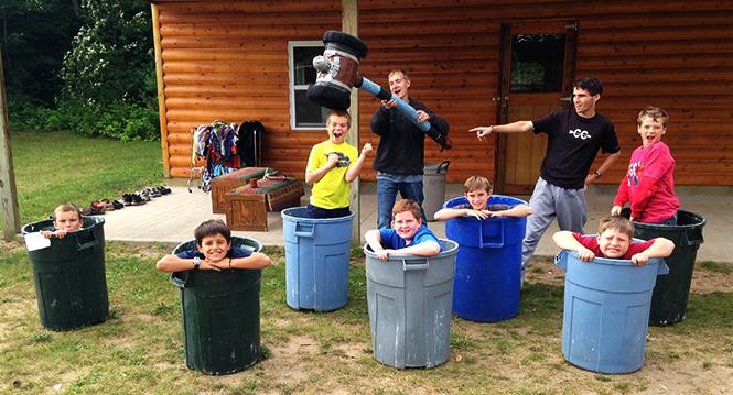 Junior Cabin Photo