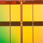 Die Photo of Micron 16nm 128Gb NAND chip