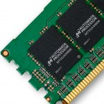 Micron's Automata Processor on a standard DDR3 DIMM (Micron press photo)