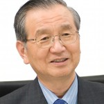 Dr. Fujio Masuoka, the inventor of NAND and NOR flash memory
