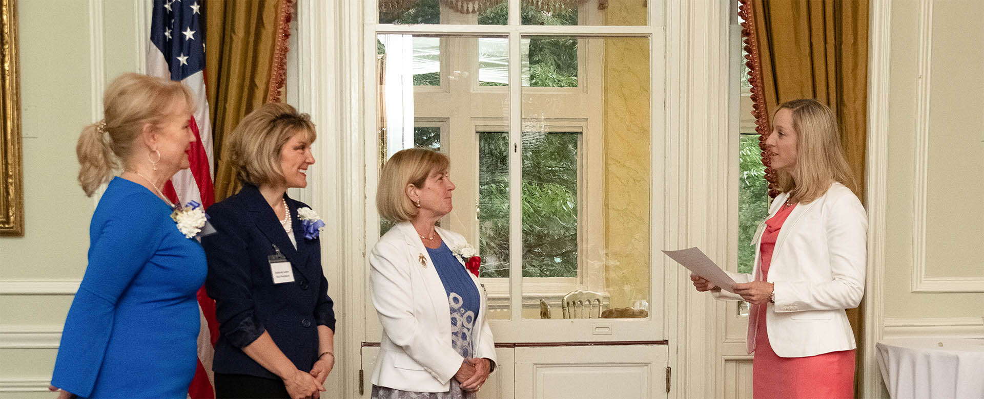 Executive Women in Government Inauguration Ceremony