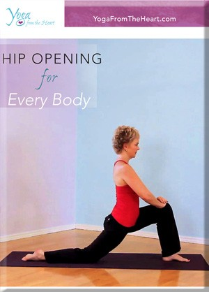 Hip Opening for Every Body