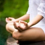 Meditation can reduce stress and anxiety.