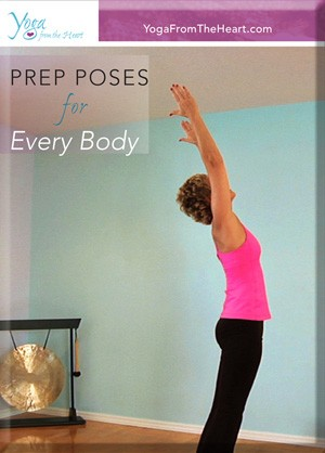 Prep Poses for Every Body