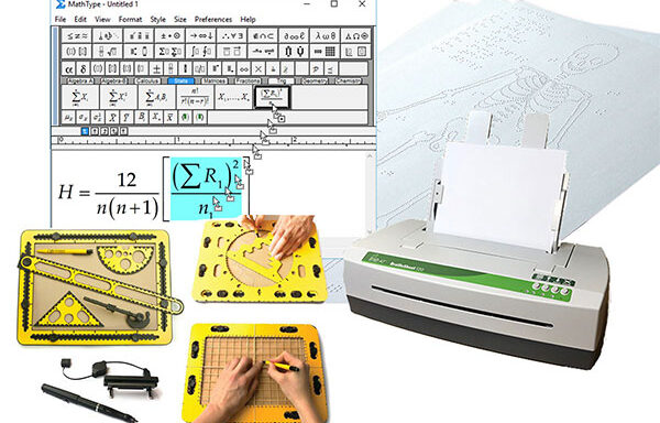 Tactile Graphics for STEM