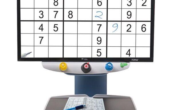 Desktop Magnifiers without Speech (OCR)