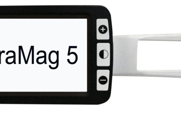 UltraMag 5 Portable Electronic Video Magnifier (Enhanced Vision)