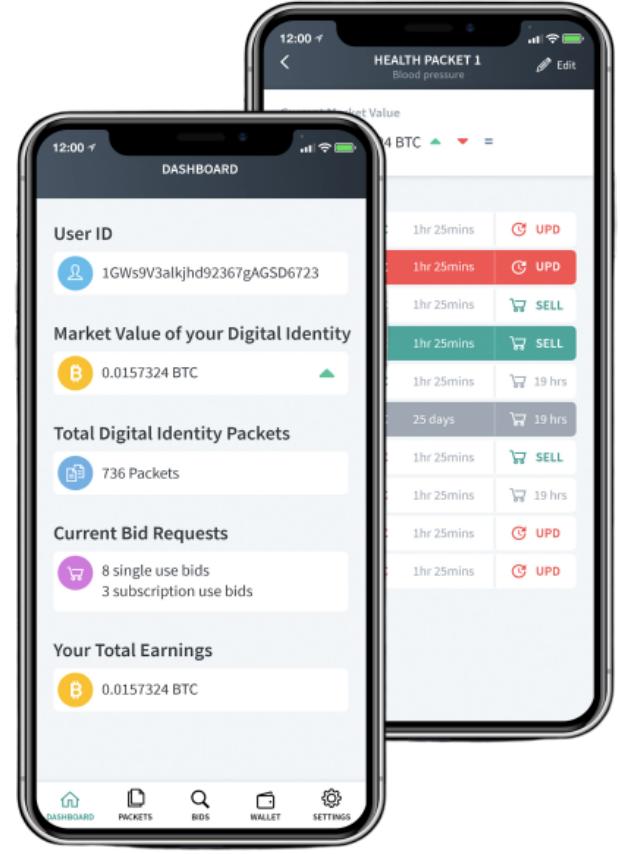 Web App Screenshots