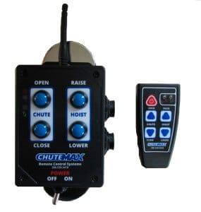 Chutemax Remote Receiver