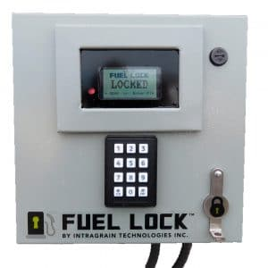 Fuel Lock Personal, Pinpad, Keyless Entry