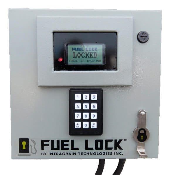 Fuel Lock Personal, Pinpad, Keyless Entry